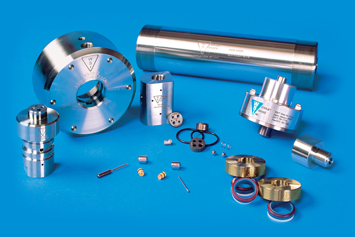 All Parts for WSI, KMT, Flow, and H2O