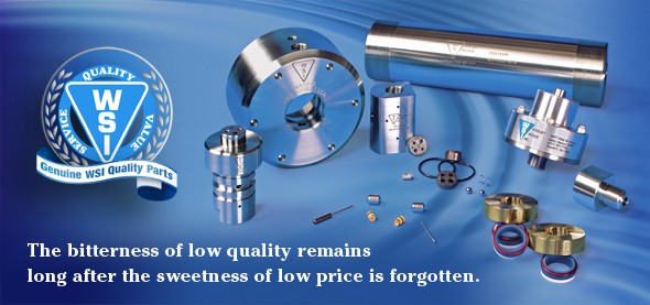 Water Jet Replacement Parts : Wsi replacement parts waterjet systems international